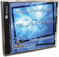 What the Rabbis Teach about the Ten Lost Tribes - CD